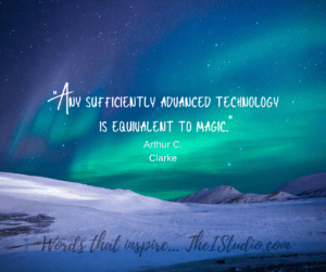 Technology is Magical and so is WordPress!