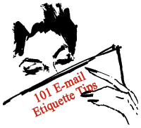 101 Email Etiquette Tips